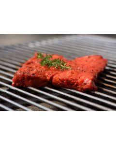 Gemarineerde steak